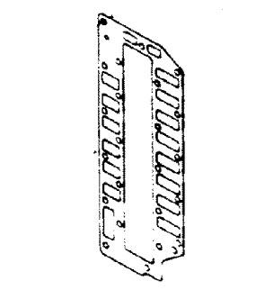 Cylinder Block for Sportjet (Sport Jet 90) Engine