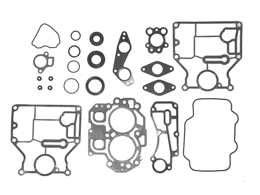 Mercury Marine 15 HP (4-Stroke) Cyliner Head Parts