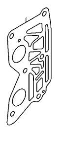 Mercury Marine 9.9 HP (4-Stroke) (209 cc) Intake Manifold