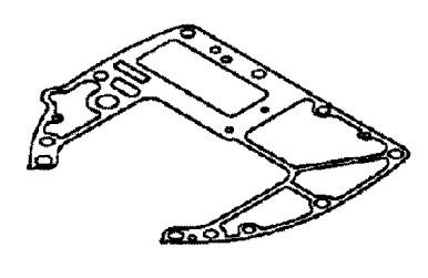 Mercury Marine 75 HP EFI (4-Stroke) Powerhead Gasket Set