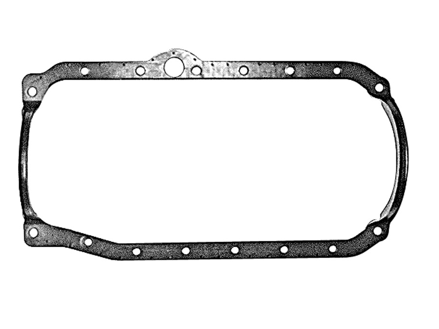 MerCruiser 4.3L (2 Barrel.) GM 262 V-6 1988-1992 Oil Pan