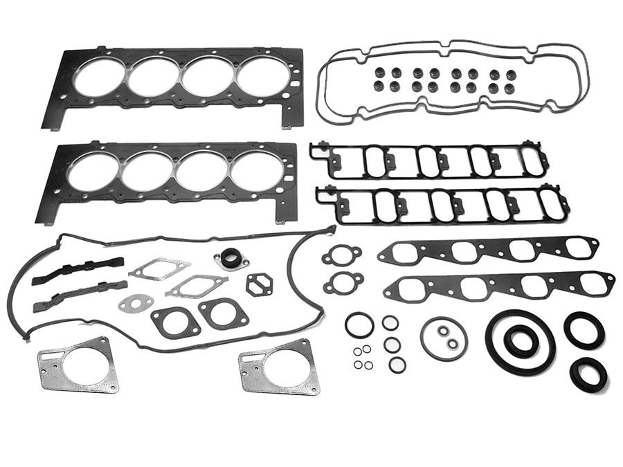 MerCruiser 496 Mag (H.O. Model) Gasket Set Components (27