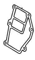 Mariner 9.9 HP (4-Stroke) (209 cc) Driveshaft Housing, Non