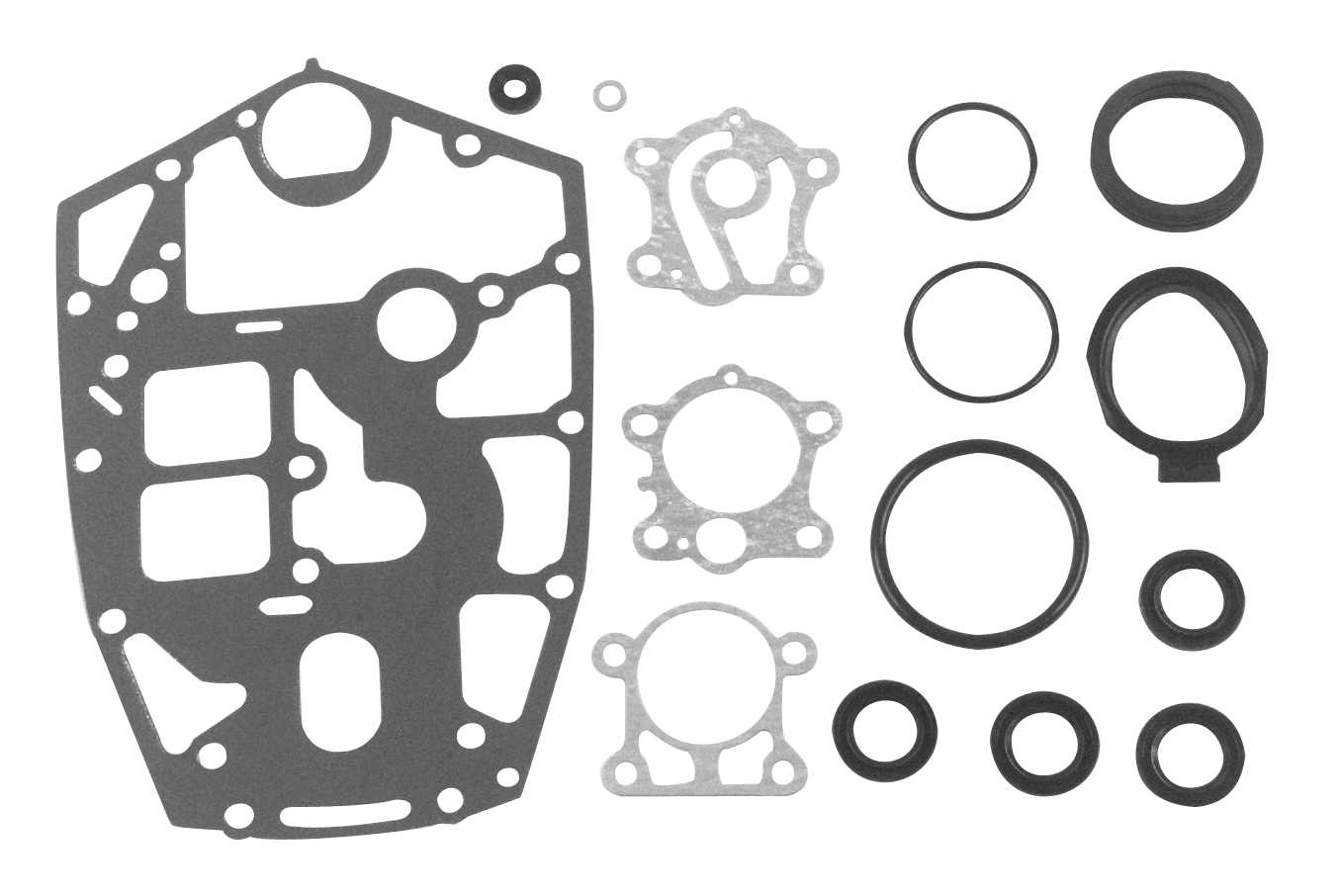Mariner 60 Hp 2 Cylinder Gearhousing Ass Y Parts