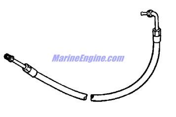 MerCruiser 4.3L MPI Alpha / Bravo Power Steering