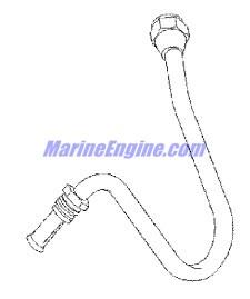 MerCruiser Race Engine & Drive 525 EFI Fuel Rails