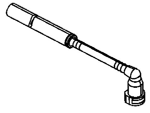 Mercury Marine 350SCi Verado Adaptor Plate Hose Routings Parts