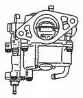 Mercury Marine 9.9 HP (4-Stroke) (209 cc) Tiller Handle