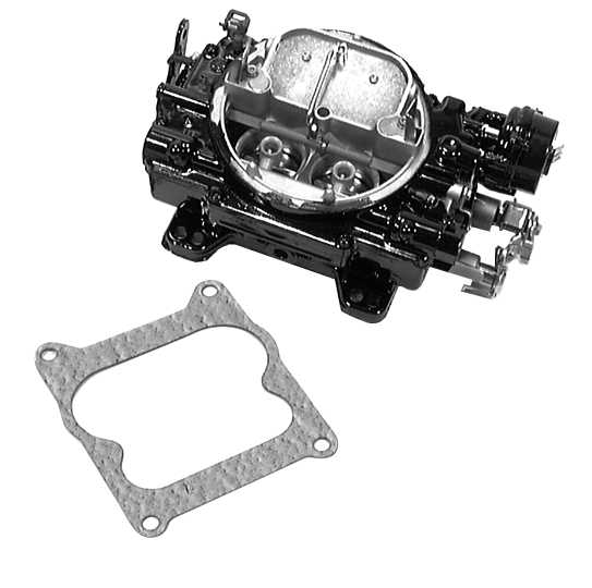 Marine Mercury Outboard 1035525 Carburetor Assembly Diagram And Parts