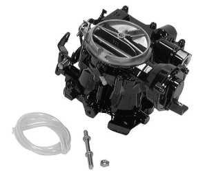 Carburetor & Fuel Pump(16517037l) for Mercruiser (165