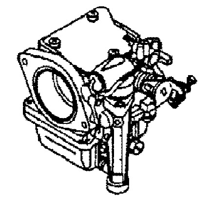 Mercury Marine 75 HP (4-Stroke) Carburetor Parts