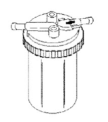 Mercury Marine 65 HP Jet Fuel Pump Parts