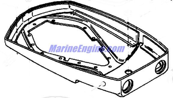 Mercury Mariner Racing S3000 Cowling Parts