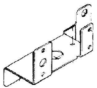 MerCruiser 260 MIE GM 350 V-8 1987 Wiring Harness