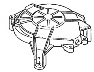 Mercury Marine 9.9 HP Manual Starter Parts