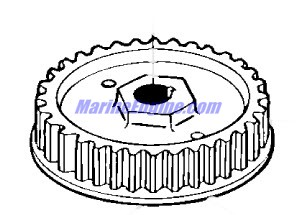 Mercury Marine 30 HP EFI (3 Cylinder) (4-Stroke) Camshaft