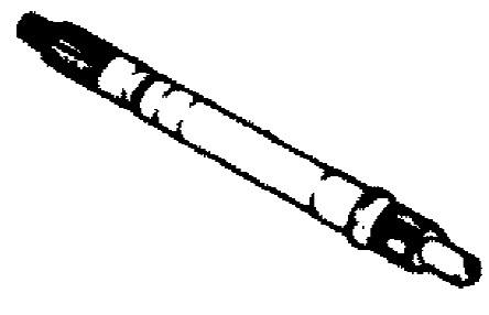 Force 120 HP (1991 L-Drive) Gear Housing Parts