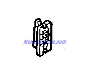 Mercury Marine 9.9 HP (4-Stroke) (209 cc) Gear Housing