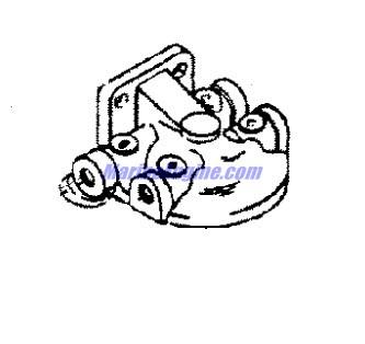 Mercury Mercruiser Fuel Pump Filter Mercruiser Water