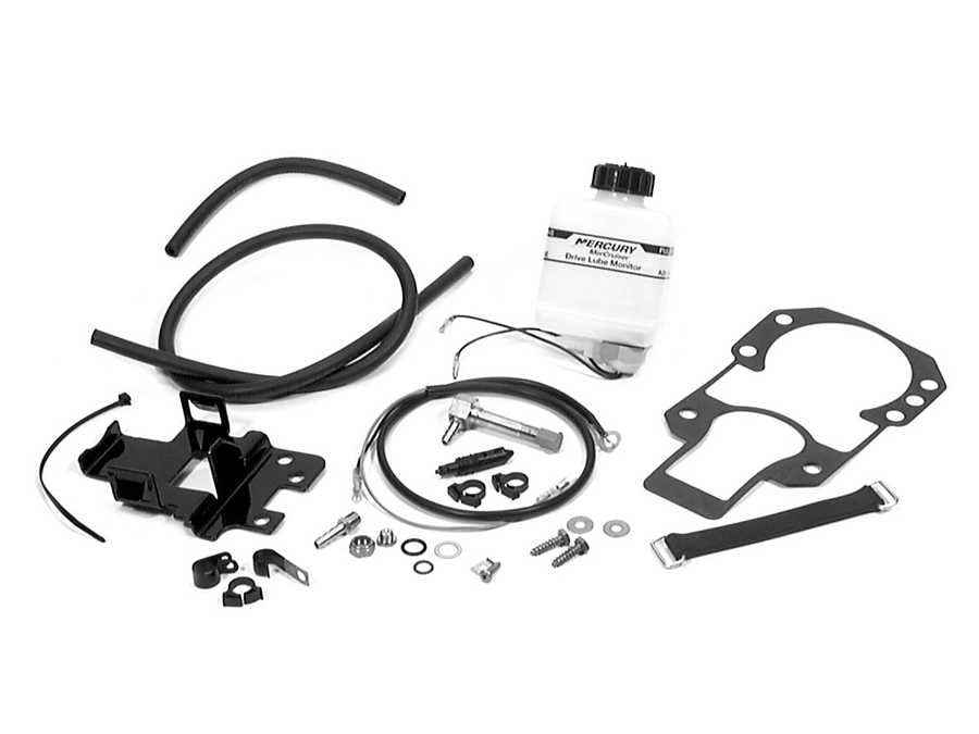 Mercury Marine Fuel / Oil Tanks, Lines, Filter Kits