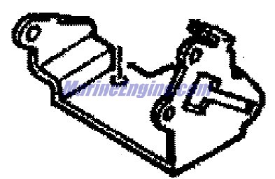 Mercury Marine 50 HP (4-Stroke) Carburetor (40 / 50) Parts