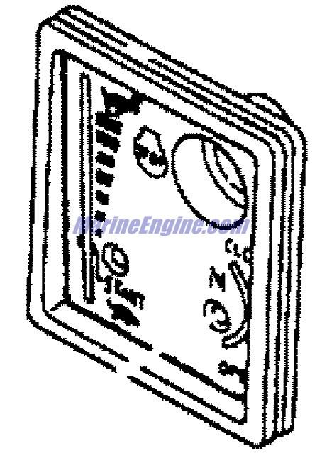 Mercury Marine 3.3 HP Carburetor Parts