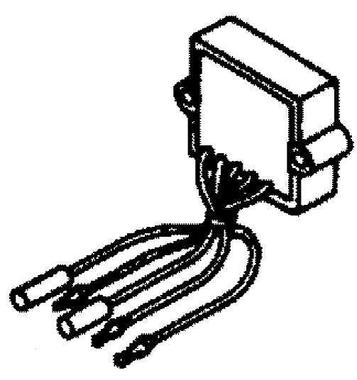 Mercury Marine 60 HP (3 Cylinder) Electrical Components