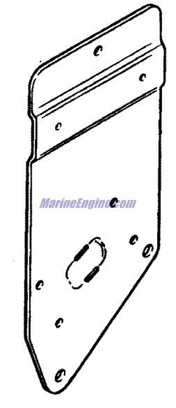 MerCruiser 3.0L GM 181 I / L4 1990-1994 Wiring Harness
