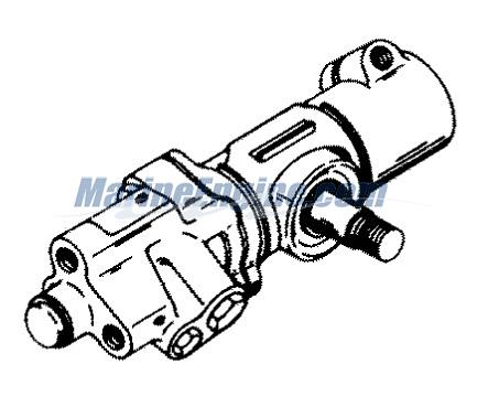 MerCruiser Alpha One (Gen. II) 1991-1995 Power Steering