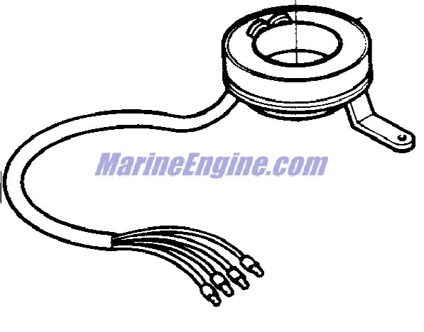 Force 70 HP (1991-1995) Ignition Components Parts