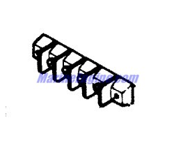 Force 120 HP (1990 L-Drive) Electrical Components Parts