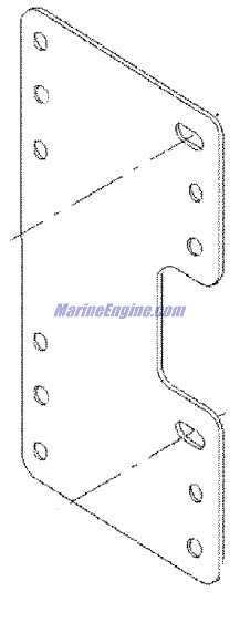 MerCruiser 5.0L MPI Alpha / Bravo Exhaust Manifold & Elbow