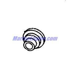 Mercury Marine 50 HP (4-Stroke) Intake / Exhaust Valves Parts