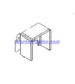 Mariner 40 HP Jet Starter Motor Parts