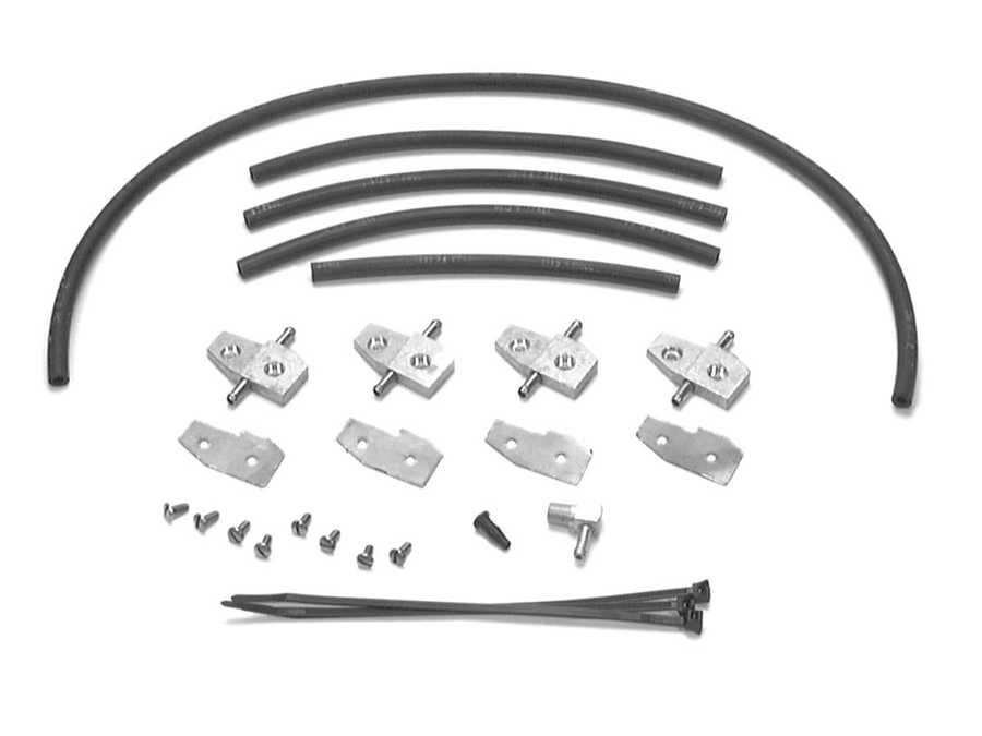 Mercury Marine 100 HP (4 Cylinder) Accessories Parts