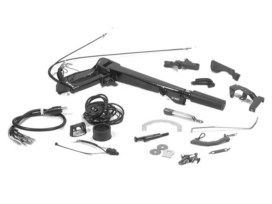 Mercury Marine 50 HP Bigfoot (4-Stroke) Accessories Parts