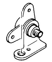 Mariner 15A HP Intake Manifold & Choke Parts