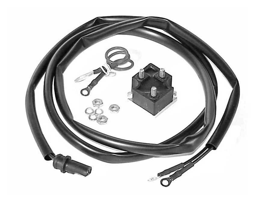 Mercury Marine Electrical Battery Charging Kit (83-70350A2
