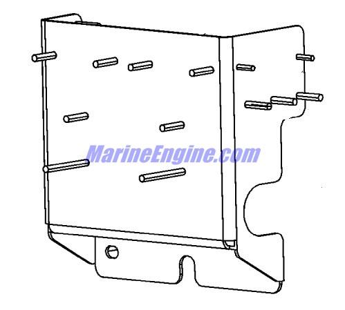 MerCruiser Race Engine & Drive 525 EFI Electrical