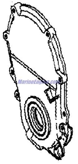 MerCruiser Race Engine & Drive 500 EFI Circulating Water