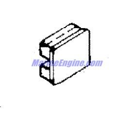 Mercury Marine 25 HP, 25 SeaPro, Super 15 (2 Cylinder