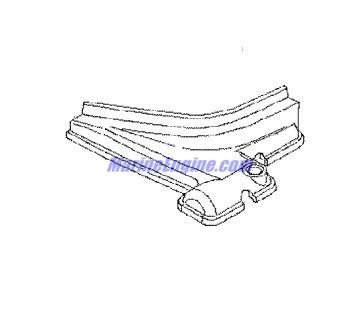 Mercury Marine 15 HP (4-Stroke) Throttle / Shift Linkage