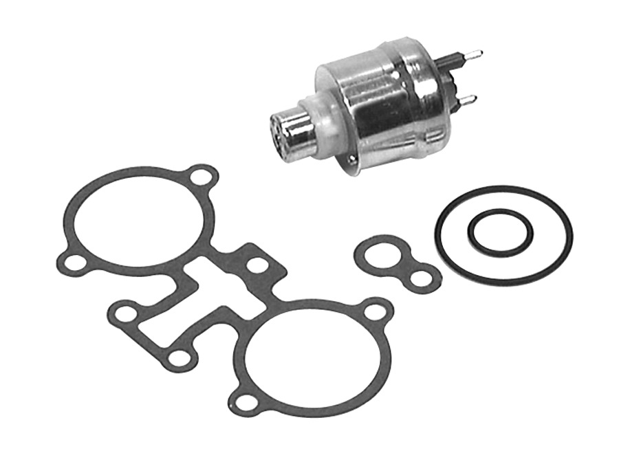 MerCruiser 4.3L EFI (Gen+) TBI GM 262 V-6 Throttle Body Parts