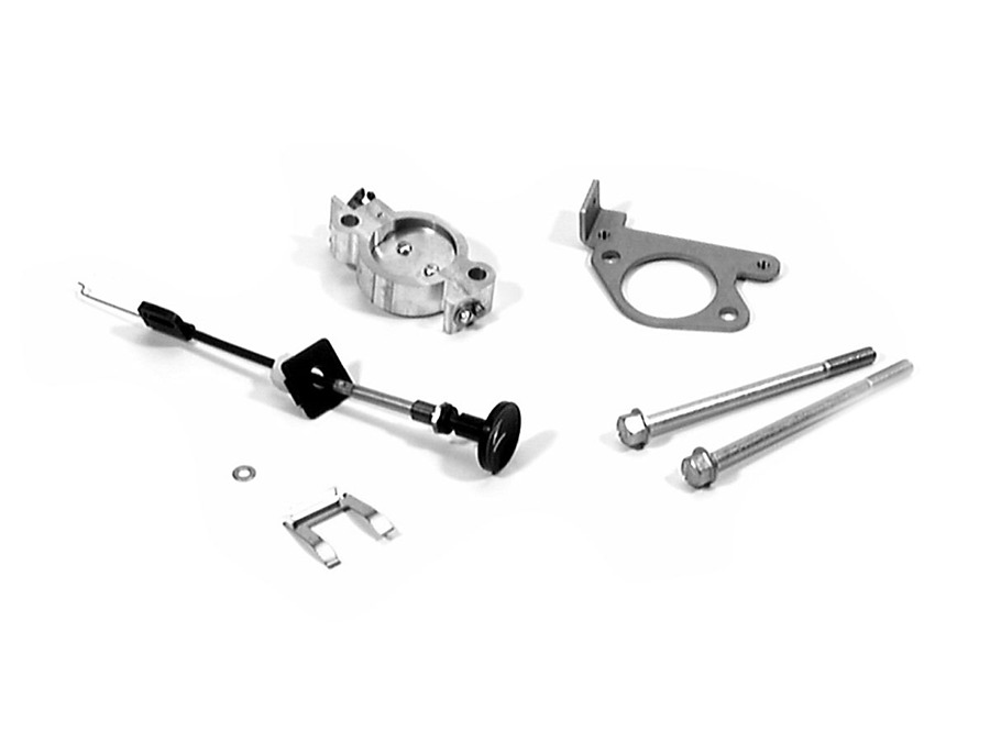 Mercury Marine 40 HP (2 Cylinder) Choke Kit Parts
