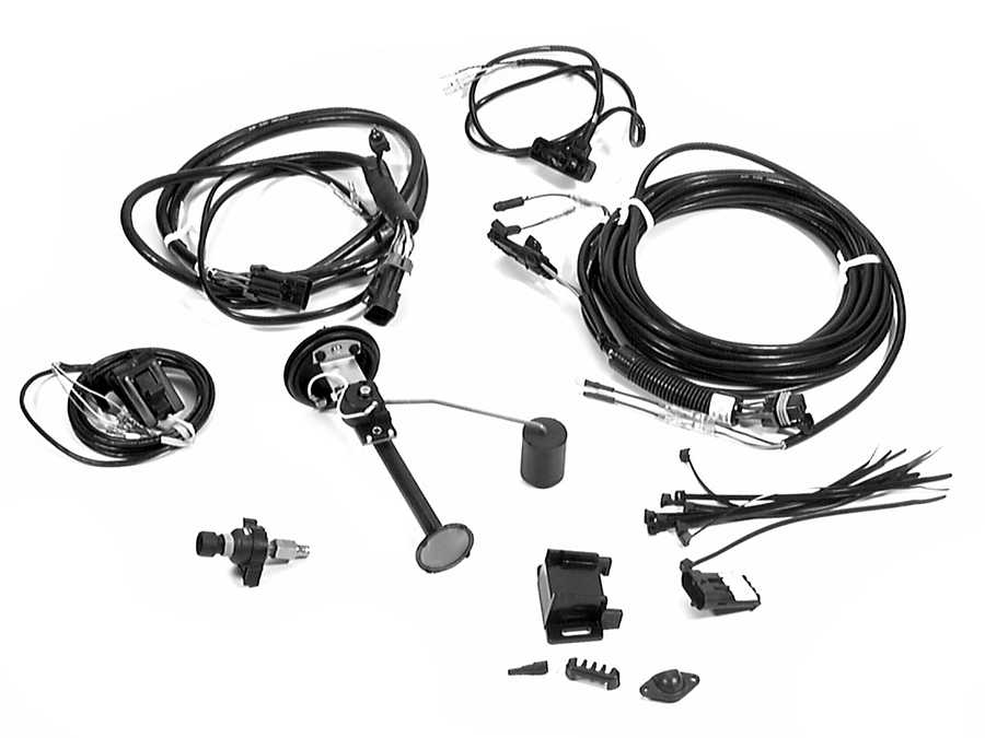 Mercury Marine Electrical Smartcraft Conversion Kit