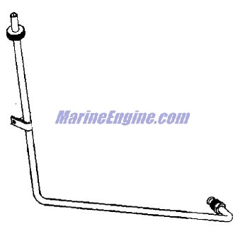 MerCruiser 4.3L EFI (Gen+) TBI GM 262 V-6 Oil Pan & Oil