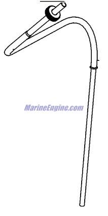 MerCruiser 5.0L EFI GM 305 V-8 1999-2001 Oil Pan & Oil