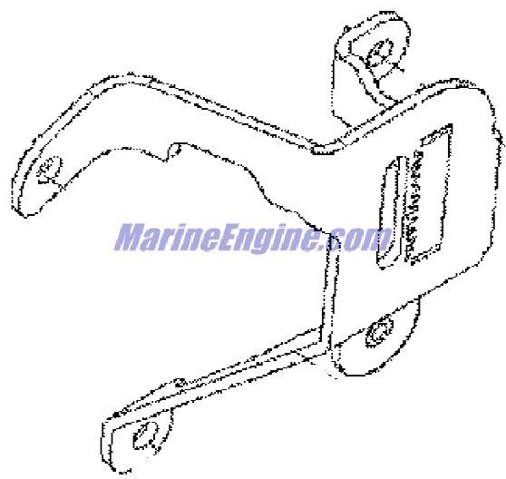 MerCruiser 7.4L Bravo (MPI) (Gen. VI) GM 454 V-8 1998-2000