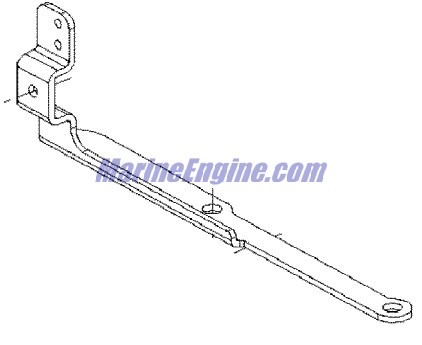MerCruiser 350 Mag MPI Alpha / Bravo Intake Plenum & Flame