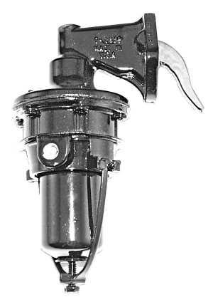 MerCruiser 140 GM 181 I  L4 19821986 Fuel Pump